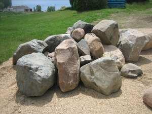 15+ Inch Rock