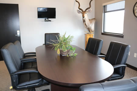 Hopkins Sand and Gravel Conference Room