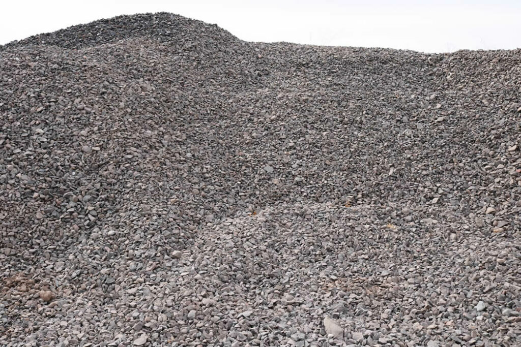 Hopkins Sand and Gravel 1-3 inch Fractured Rock