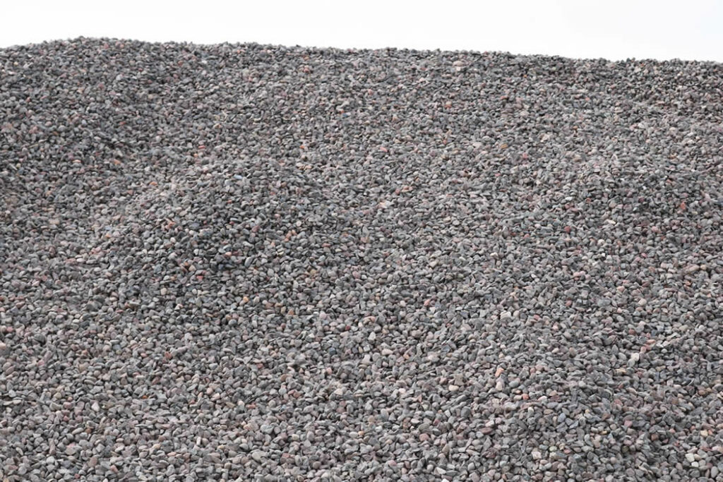 Hopkins Sand and Gravel 1 inch Washed Rock