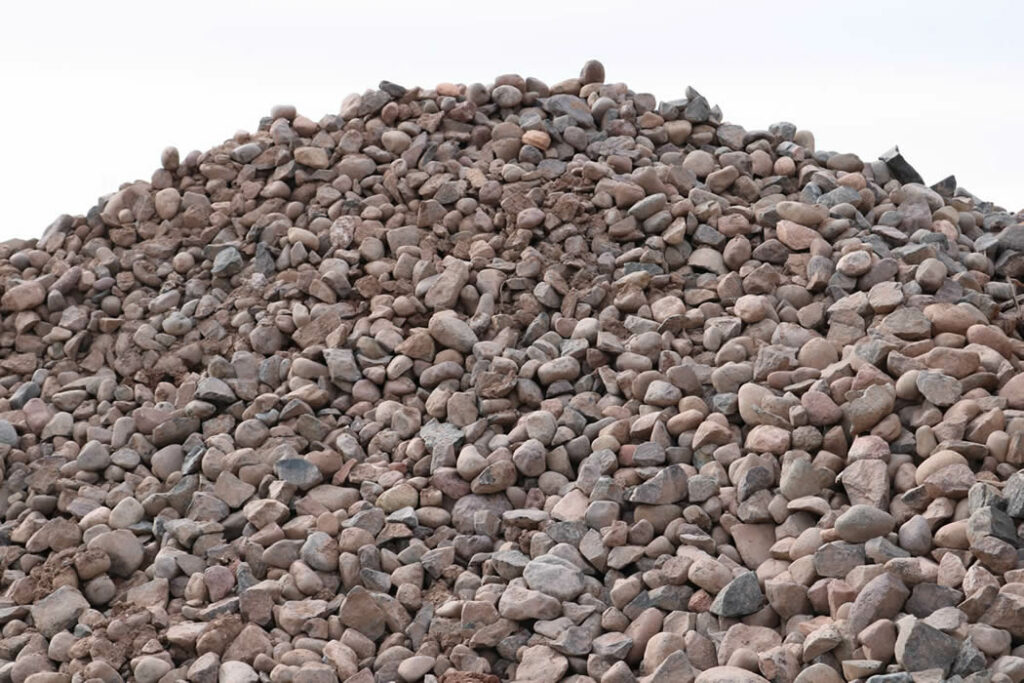 Hopkins Sand and Gravel 3-8 Inch Rock