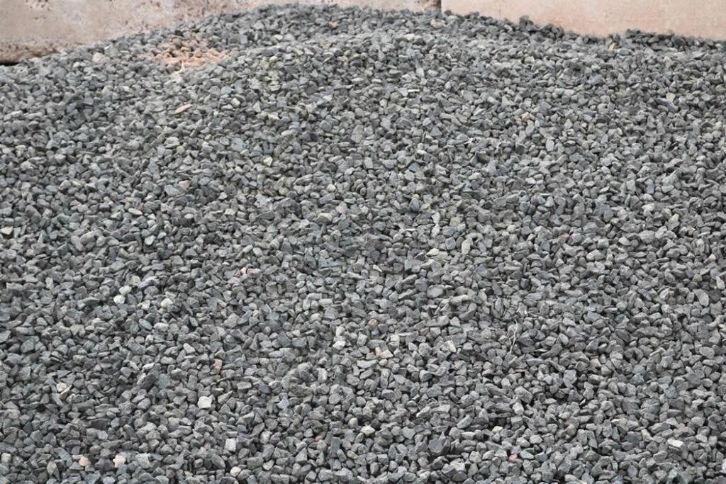 Hopkins Sand and Gravel Black Granite