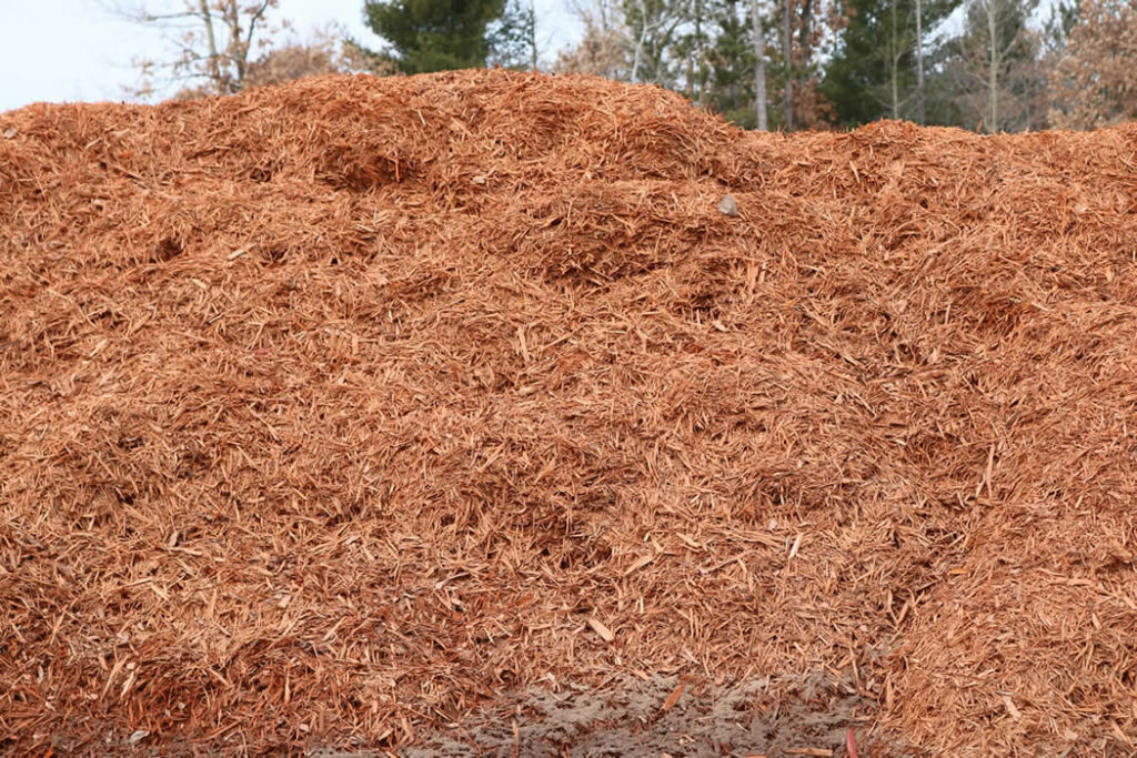 Hopkins Sand and Gravel Gold Mulch