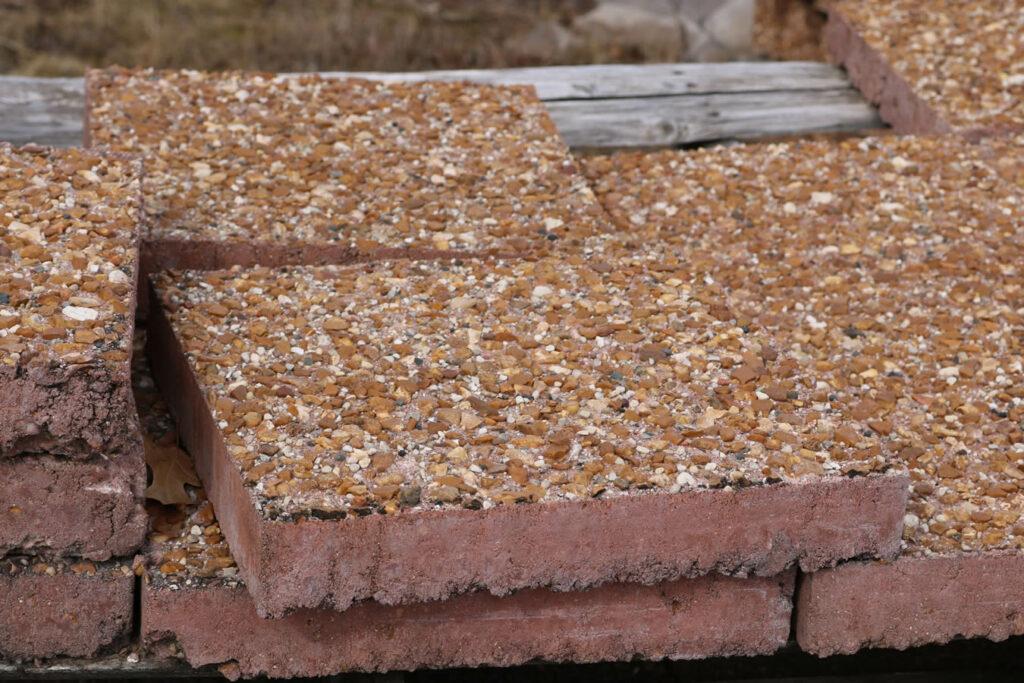 Hopkins Sand and Gravel Pavers 4