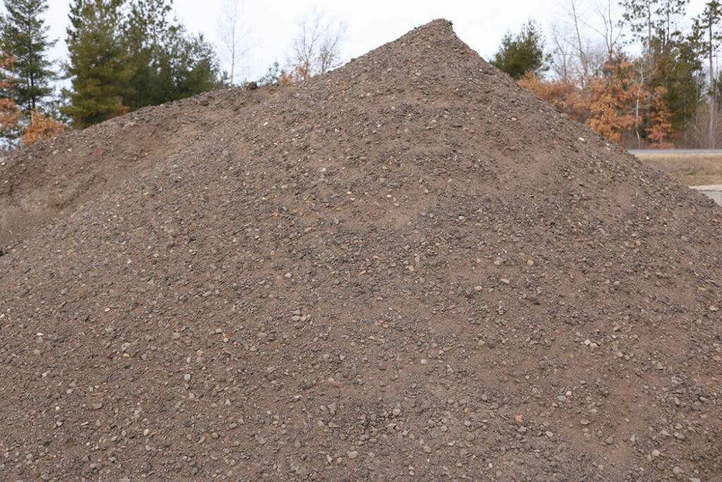 Hopkins Sand and Gravel Recycled Asphalt