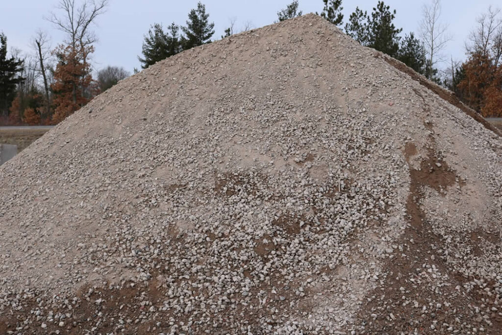 Hopkins Sand and Gravel Recycled Concrete