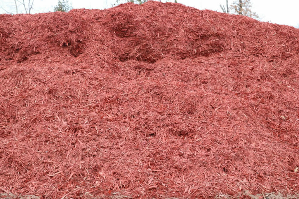 Hopkins Sand and Gravel Red Mulch
