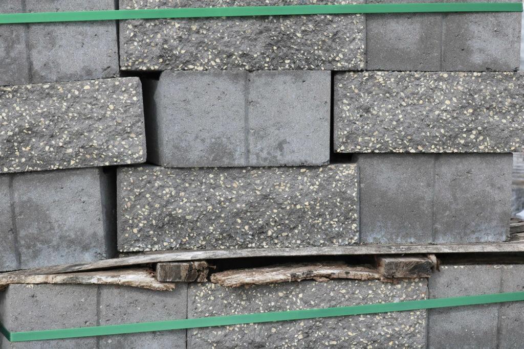 Hopkins Sand and Gravel Retaining Wall Block 2